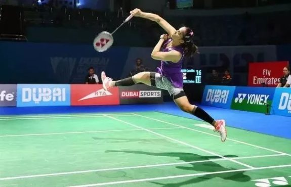 how to win badminton singles
